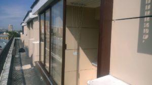 Остекление лоджии раздвижные окна для террас.
